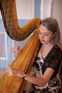 """Ruth Faber, a harpist of dazzling accomplishment …."" Classical Music"